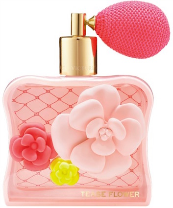 National fragrance day picks blooming spring flowers for the ultimate flirt can be found in victorias secret tease flower this is a fresh floral fragrance with notes of sugar orchid mightylinksfo