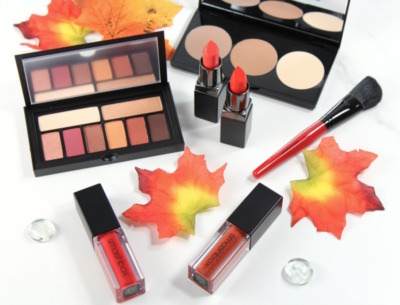Create a gorgeous Fall makeup look with these Smashbox favorites!