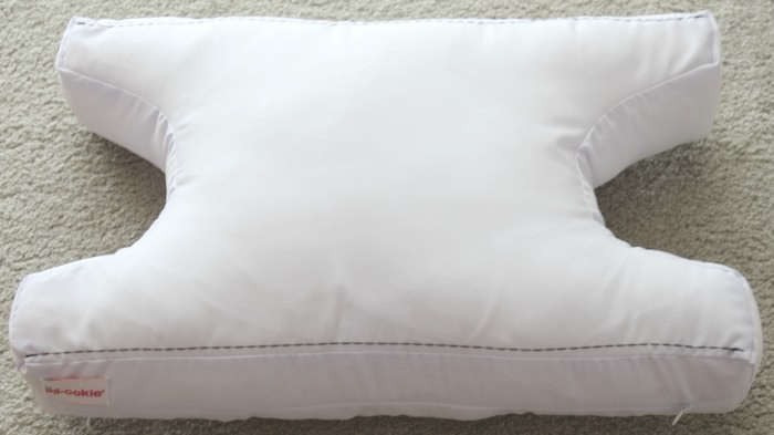 The Pil-ookie® Sleep Pillow is a uniquely shaped pillow covered in a satiny polyester fabric. It\u0027s designed specifically to support your head so that you ... & Hit snooze with these bedtime beauty hacks! pillowsntoast.com