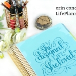 Current Obsession: Erin Condren LifePlanner