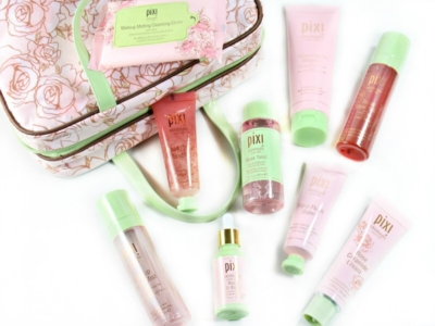 Obsessed with Pixi Beauty Rose-Infused Skintreats!