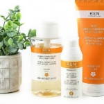 Head to toe glow with the REN Skincare Radiance range!