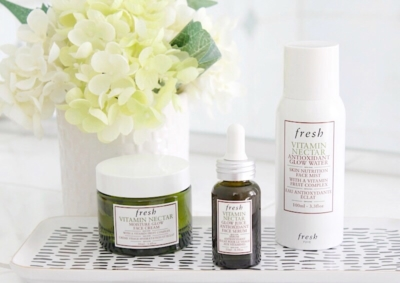 "Get your ""C"" in, with the Fresh Vitamin Nectar Collection! (review)"