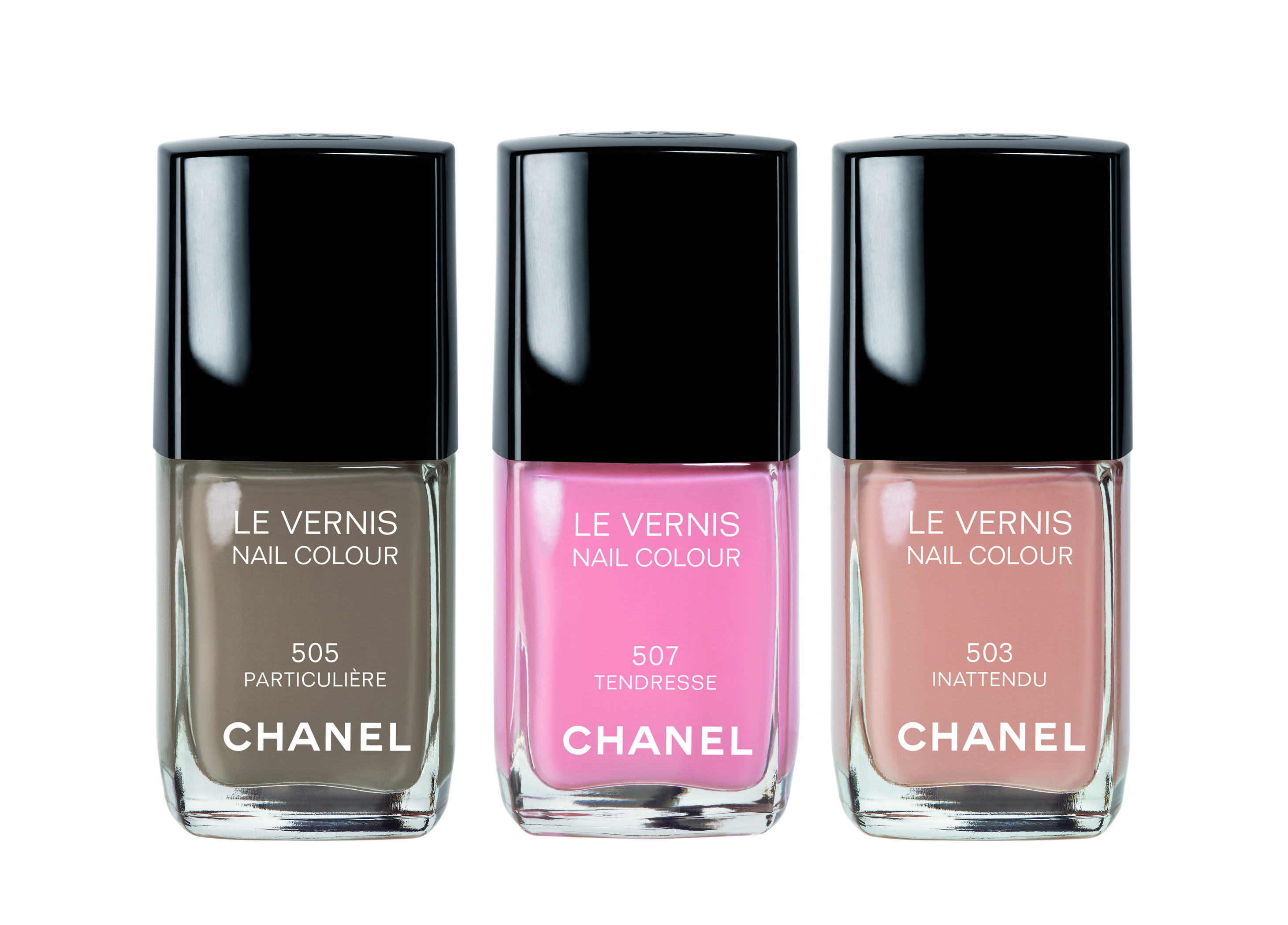 chanel spring 2010 le vernis nail colour collection beauty411. Black Bedroom Furniture Sets. Home Design Ideas